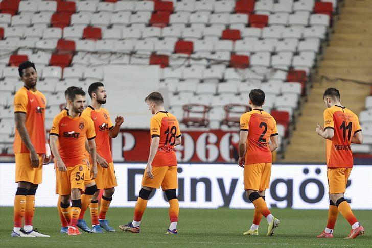 ÖZET   Antalyaspor 0-1 Galatasaray