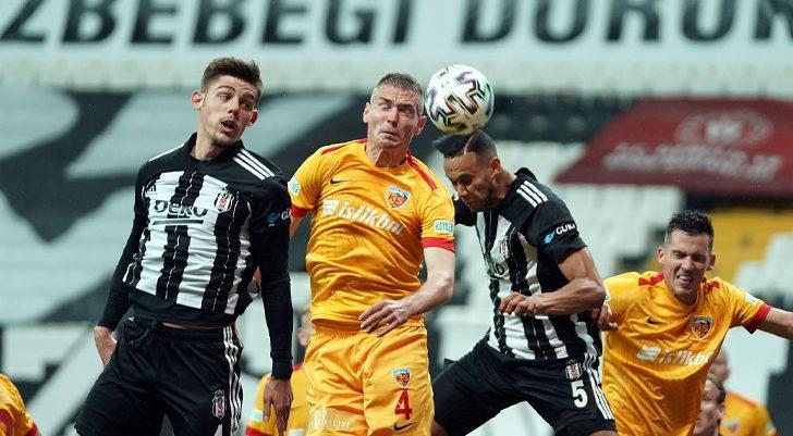 ÖZET   Beşiktaş 3-1 Kayserispor