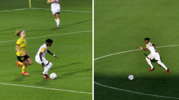 Gol kraliçeliğinde Zelal ve Bassira Tourre ilk sırada