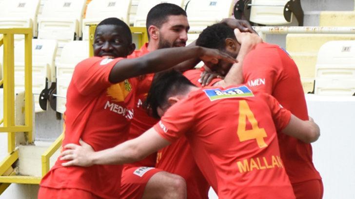ÖZET   Yeni Malatyaspor - Ankaragücü maç özeti: 2-1