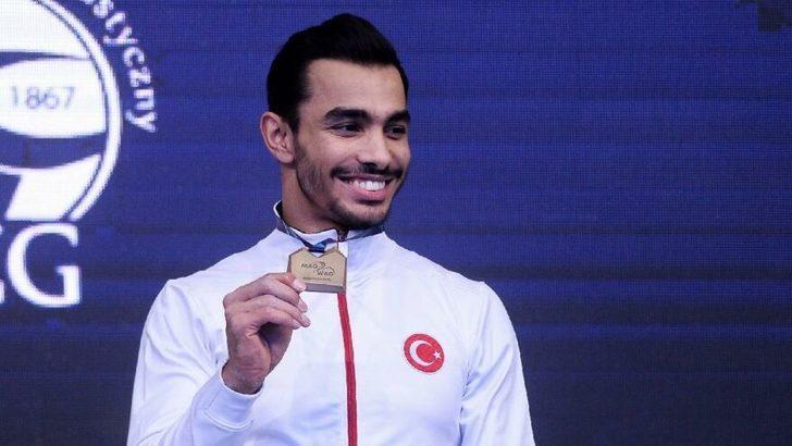 Ferhat Arıcan, ikinci kez Avrupa Şampiyonu!