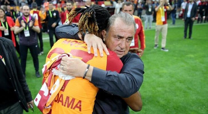 Galatasaray yönetimi Luyindama'nın biletini kesti
