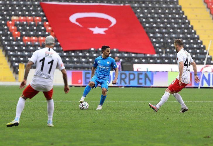 Gaziantep FK 2-3 BB Erzurumspor (Maç Sonucu)