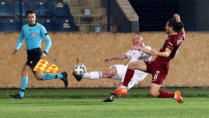 Ankaraspor TFF 2. Lig'e düştü!