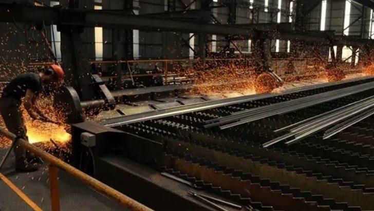 Çelik sektöründen ilk çeyrekte 3,8 milyar dolarlık ihracat
