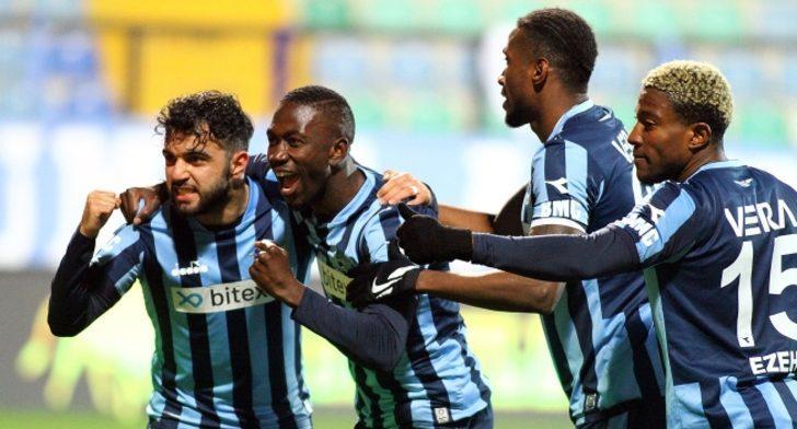 Adana Demirspor Süper Lig'e göz kırptı