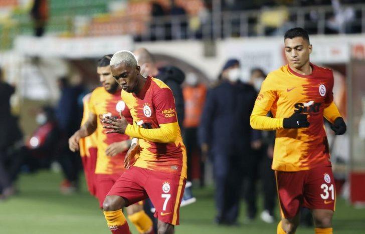 Galatasaray'da Onyekuru yerine Halil ve Gedson kararı