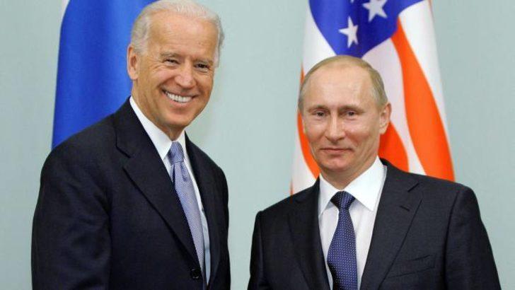 """""""Putin ve Biden, Haziran ayında bir araya gelebilir"""""""