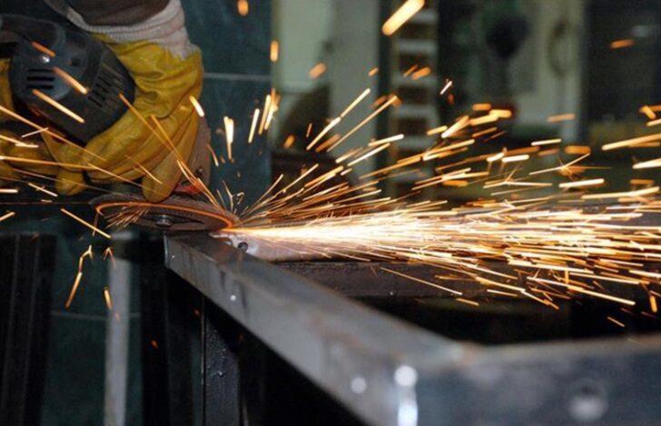 Son Dakika: Sanayi üretimi yıllık %66,0 arttı