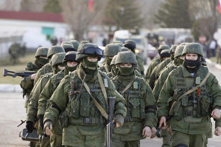 Rusya devlet başkanı Putin yedek askerleri orduya çağırdı