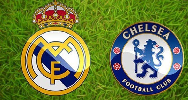 Real Madrid Chelsea maçı hangi kanalda başlayacak? Şampiyonlar Ligi'nde dev maç!