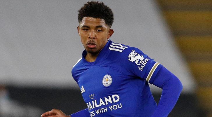 Leicester City'de forma giyen Wesley Fofana, maç sırasında orucunu açtı