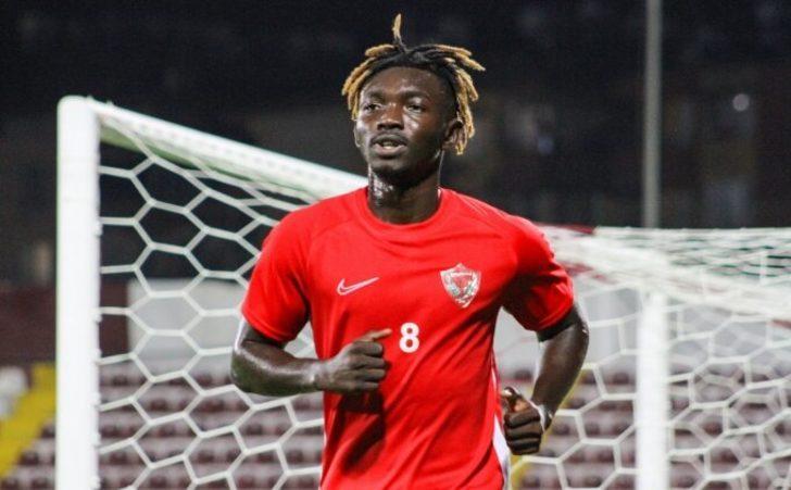 Hataysporlu Traore: Beşiktaş maçında hazır olmak istiyorum