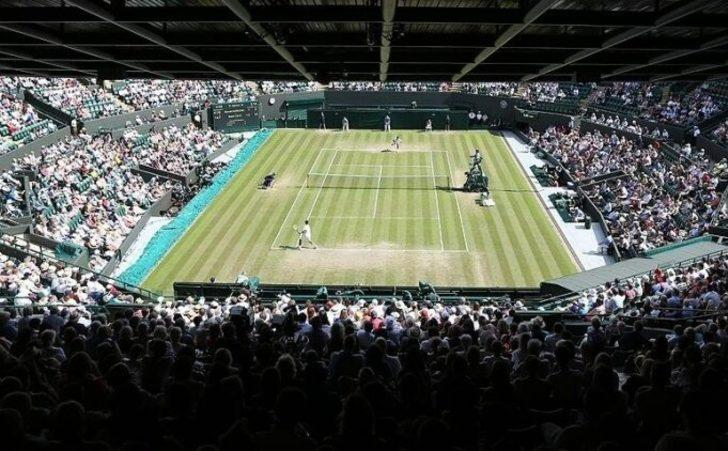 Wimbledon'da ''Middle Sunday'' geleneğinden vazgeçiliyor