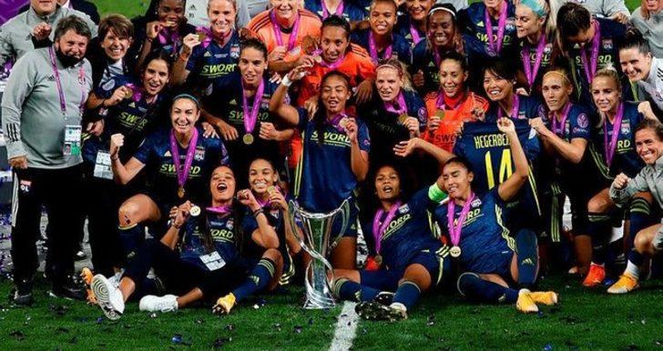 UEFA Kadınlar Şampiyonlar Ligi'nde para ödülü artacak
