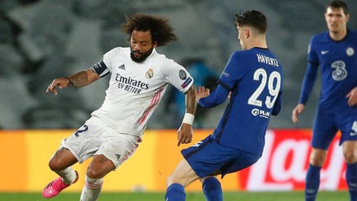 ÖZET   Real Madrid - Chelsea maç sonucu: 1-1