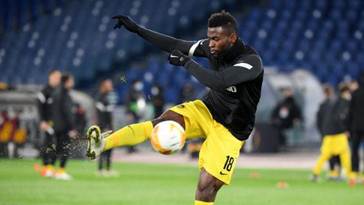 Fenerbahçe'ye forvete Jean-Pierre Nsame
