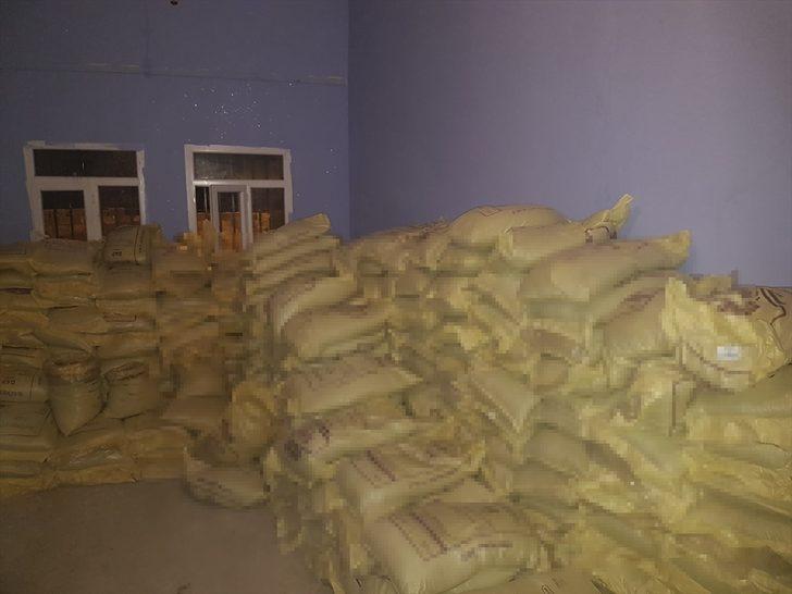Şanlıurfa'da sahte barkodlu çuvallarda 22 ton gübre ele geçirildi