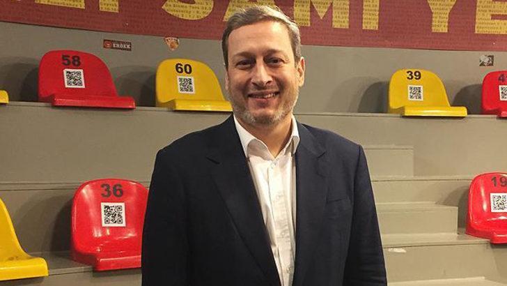 Burak Elmas, Galatasaray başkan adaylığını resmen açıkladı