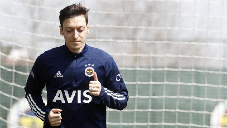 Fenerbahçe'de Mesut Özil, 56 gün sonra forma giyebilir