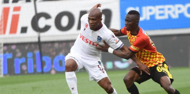 ÖZET | Göztepe 1-1 Trabzonspor