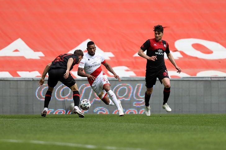 ÖZET   Fatih Karagümrük 2-2 Antalyaspor