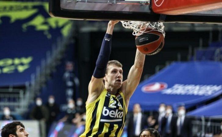 Fenerbahçe Beko'ya Jan Vesely müjdesi!