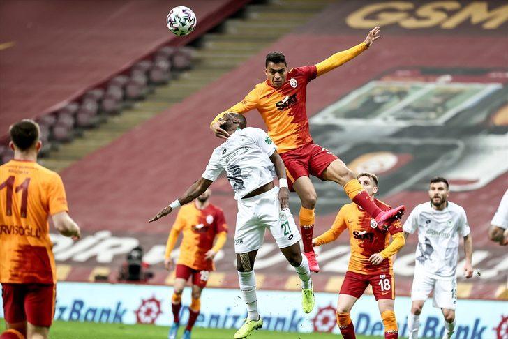 ÖZET   Galatasaray 1-0 Konyaspor