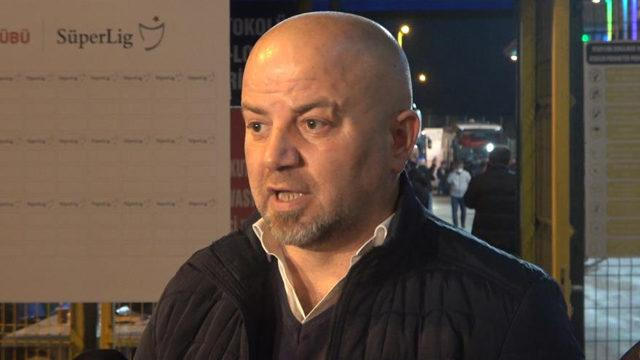 Rizespor'dan Sergen Yalçın'a eleştiri