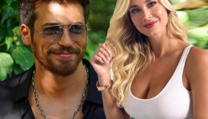 Can Yaman'ın evlenme teklifi ettiği İtalyan spiker Diletta Leotta ile milyarder Ryan Friedkin dudak dudağa yakalandı