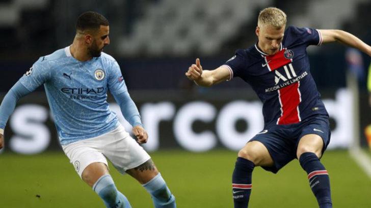 ÖZET | PSG - Manchester City maç sonucu: 1-2