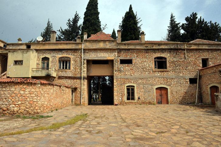 Kibar Feyzo'nun çekildiği tarihi konak 'Sinema Müzesi' olmak için hazırlanıyor