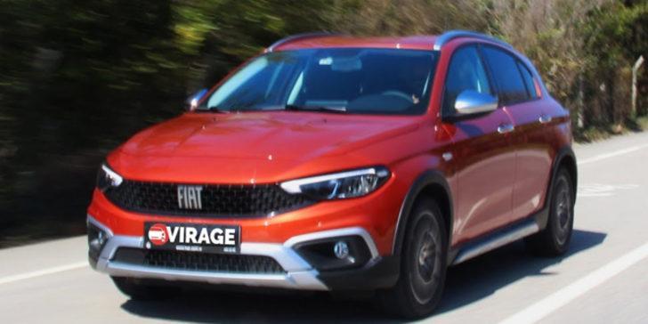 Yeni Fiat Egea Cross test sürüşü