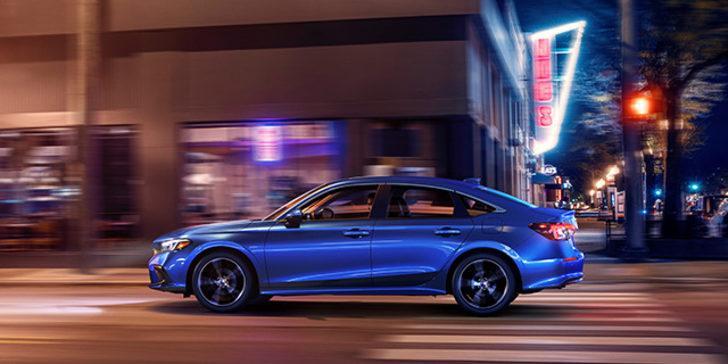 2022 Honda Civic Sedan tanıtıldı! İşte yeni Civic'in tasarımı ve özellikleri