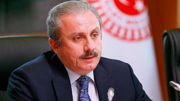 Son Dakika: TBMM Başkanı Mustafa Şentop'tan sendikal haklar ve çalışma hayatıyla ilgili açıklama
