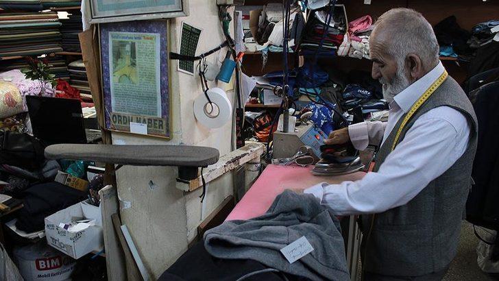 Tam kapanmada ayakkabı tamircileri, terziler ve kuru temizlemeler açık mı?