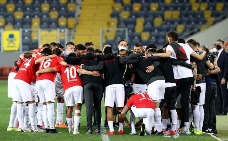 MAÇ SONUCU | Ankaragücü 0-1 Gaziantep FK