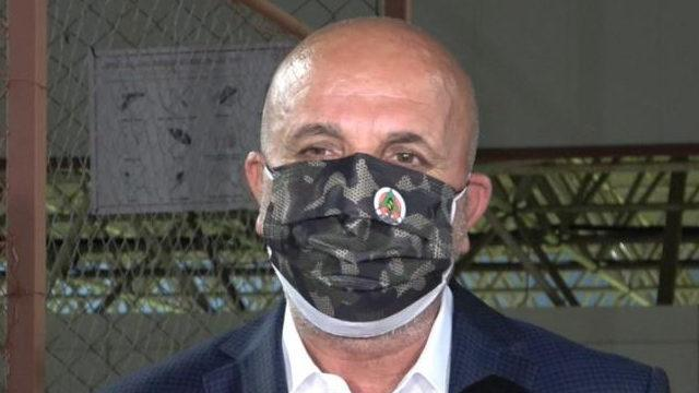 Hasan Çavuşoğlu: UEFA Kupası hedefimiz var