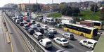 Densidad de tráfico el primer día de cierre