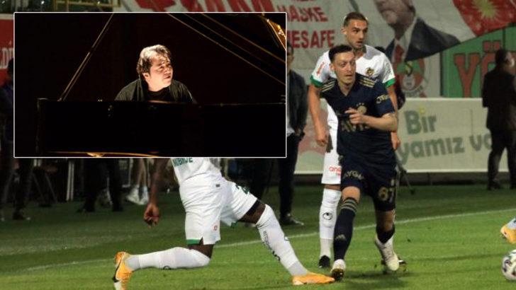 Ünlü piyanist Fazıl Say Fenerbahçe'yi eleştirdi