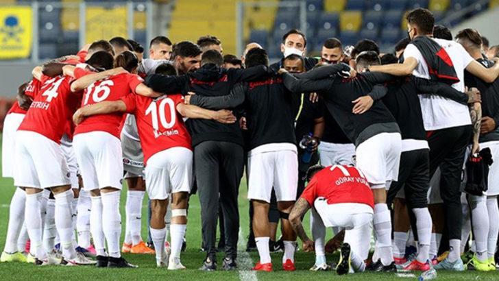 Gaziantep, deplasmanda 10 maç sonra kazandı