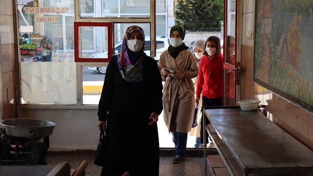 """RAHMET VE BEREKET AYI RAMAZAN - Adıyaman'da gönüllü kadınlar """"zimem defteri"""" ile 500 bin liraya yakın borç kapattı"""