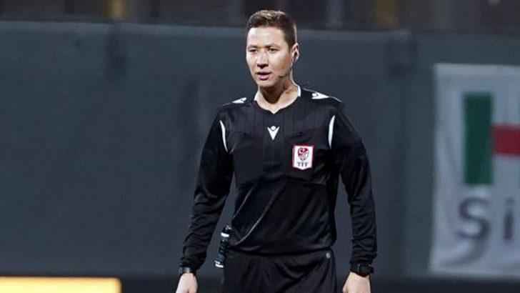 Hakem Turgut Doman 2 aydır maç alamıyor