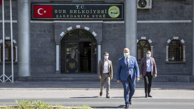 Sur Kaymakamı ve Belediye Başkan Vekili Çiftçi, yaptıkları çalışmaları anlattı: