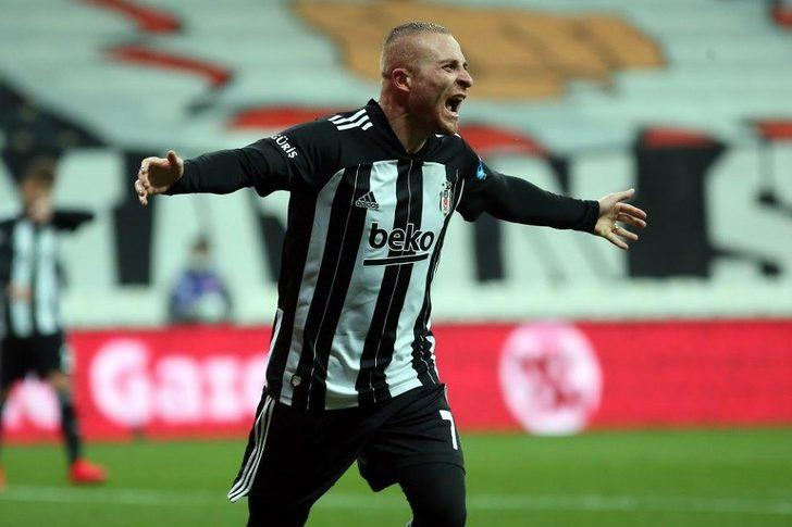 Beşiktaş'ta Gökhan Töre gelişmesi
