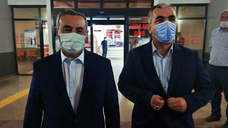 GÜNCELLEME - Osmaniye'de fabrikadaki iftar yemeğinden sonra rahatsızlanan 106 işçi hastaneye kaldırıldı