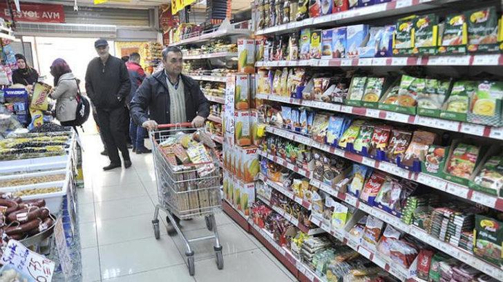 """Ticaret Bakanlığı'ndan İstanbul'daki marketlerde eş zamanlı """"fiyat ve etiket"""" denetimi"""