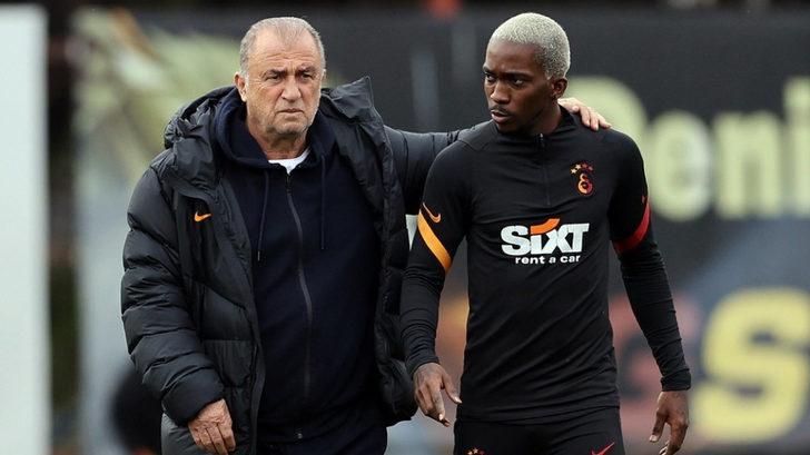 Galatasaray'da Yedlin ve Onyekuru kadroya alındı