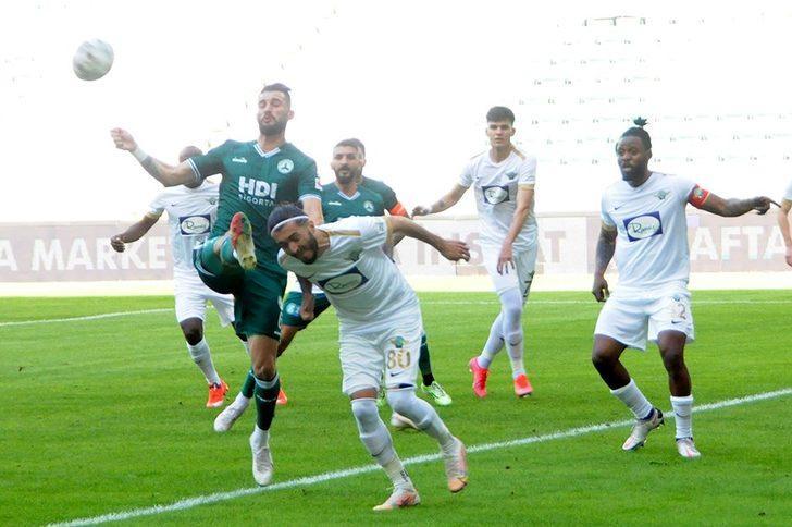 TFF 1. Lig'den düşen son takım Akhisarspor