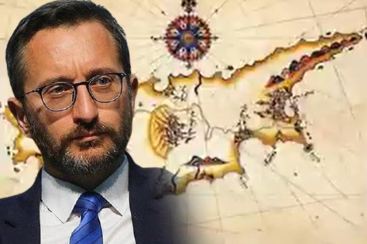Altun: Kıbrıs'ta tek çözüm eşit ve egemen iki devletin varlığıdır